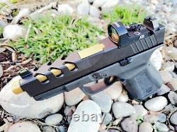 ADE RD3-019 STINGRAY Red Dot Sight For Pistol with Trijicon RMR Footprint -6 MOA