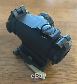 AIMPOINT MICRO T-2 2MOA RED DOT HIGH PERFORMANCE SIGHT Quick Detach QD Mount New