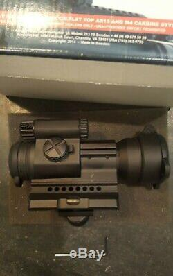 Aimpoint Carbine Optic (ACO) Red Dot Sight 2 MOA, 200174, Safe Queen