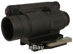 Aimpoint CompM4 Red Dot Sight 30mm 2 MOA Dot with LRP Mount 11972 NEW