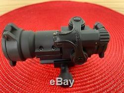 Aimpoint Comp M2 Weapon Red Dot Sight (4MOA)