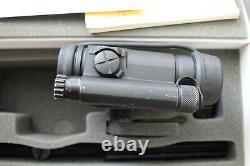Aimpoint Compm4 2moa Red Dot Sight Carry Handle Qrp2 Killflash Included