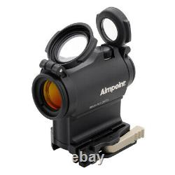 Aimpoint Micro H-2 Red Dot Reflex Sight LRP Mount and Spacer 2 MOA 200211
