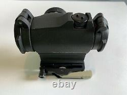 Aimpoint Micro T-2 2 MOA Red Dot Reflex Sight with LRP Mount and Spacer 200198