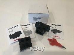 Aimpoint Micro T-2 2 MOA Red Dot Sight with Scalarworks Mount & LRP Mount