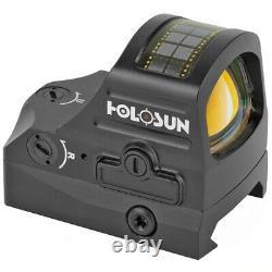 Brand new -Holosun Red Dot Sight 2 MOA Dot 32MOA Circle HS507C-X2- Free Shipping