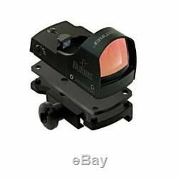 Burris FastFire 2 4 MOA Red Dot Reflex Sight With Picatinny Mount