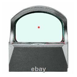 Bushnell RXS-100 1x25mm Reflex Sight 4 MOA Red Dot Reticle