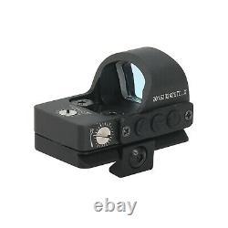 CCOP USA 1x20 Micro Red Dot Reflex Sight 2 MOA Low Profile Picatinny RX-1003
