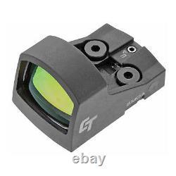 Crimson Trace Corporation CTS-1550 Ultra Compact Reflex 3 MOA Red Dot Black New