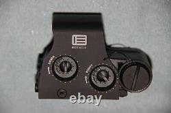 EOTech XPS2-0 Holographic Weapon Sight, 68 MOA red circle with 1 dot, LNIB
