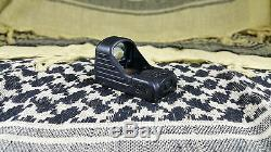 Genuine EOTech Mini Red Dot Sight MRDS, 7 MOA, Black Insight Technology, RMR