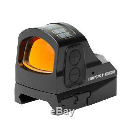 Holosun HS407CO-V2 8MOA Ring, Red Dot Sight