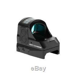 Holosun HS407C-V2 2 MOA Red Dot Sight Black HS407C-V2