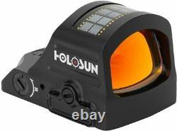 Holosun HS407C-X2 Red Dot Handgun Open Reflex Sight 2 Moa RMR