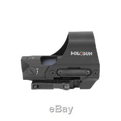 Holosun HS510C MOA Open Reflex Circle Red Dot Sight + Lithium 3V Battery