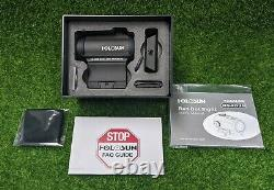 Holosun Micro Red-Dot Sight (2 MOA) with Riser Paralow HS403B