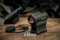 Holosun Paralow Red Dot Sight, 2 MOA Dot, Parallax-Free, Battery Tray, HS403B