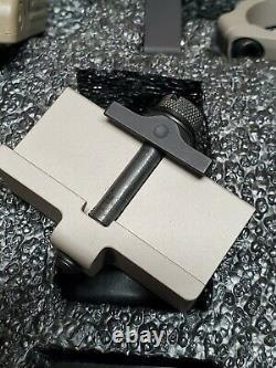 Insight Technology/Eotech L3 MRDS Tan Mini Red Dot 3.5 MOA 30mm KIT SOCOM SQFS