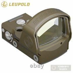 LEUPOLD DeltaPoint Pro Red Dot SIGHT 6 MOA Illuminated Reticle 181106 FDE