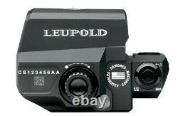 Leupold 119691 LCO Reflex Sight Red Dot Reticle 1 MOA Matte Black Combat Optic
