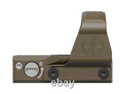 Leupold 175840 DeltaPoint Pro 2.5 MOA FDE Reflex Red Dot Sight Delta Point