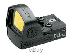 Leupold DeltaPoint Pro Reflex Sight NEW 2.5 MOA Red Dot, Matte Black