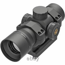 Leupold Red Dot Sight Freedom RDS 1MOA 27mm Obj 34mm Tube AR-Height W-Mount Blck