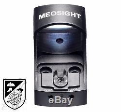 Meopta MeoSight III 30 Red Dot Sight Leuchtpunkt Visier 3 MOA Rot Punkt