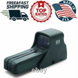 NEW EOTech 512 512. A65 Holographic Red Dot Weapon Sight 65MOA 1MOA RED DOT
