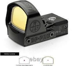 NEW Leupold 119688 DeltaPoint Pro 2.5 MOA Dot Red Dot Reflex Sight