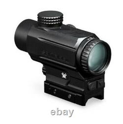 NEW Vortex Spitfire AR 1x Prism Dot Sight DRT MOA Green / Red Reticle SPR-200