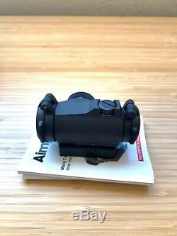 New Aimpoint Micro T-2 T2 2 MOA NV Red Dot Sight with No Mount Reflex 200180
