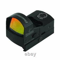 New Burris FastFire III Red-Dot Reflex Sight 8 MOA Dot With Picatinny Mount 300236