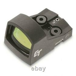 New Crimson Trace Micro Open Reflex Pistol Red 3.0 MOA Dot Sight CTS-1550