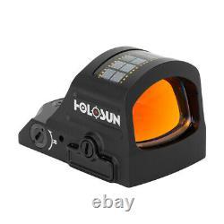 New Holosun Red Dot Handgun Reflex Sight 2 MOA Dot / 32 MOA Circle HS507C X2