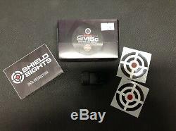 New Shield Mini Sight Compact SMSc Red Dot 4 moa