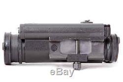 PK-01 VM. Collimator Rifle Scope (CRS). Red Dot. Picatinny rail, Weaver. 1 MOA