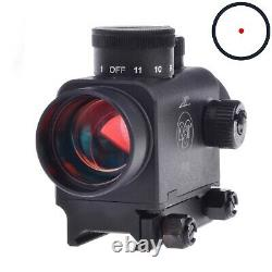 PRC. Compact Russian Red Dot Scope Collimator Sight. 2 MOA. BelOMO