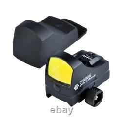 Pilad P1x20M Weaver. Russian Red Dot Scope Collimator Sight. 4 MOA. VOMZ