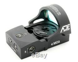 Premium Bertrilium Red Dot Micro Reflex Sight for Handguns 4 MOA
