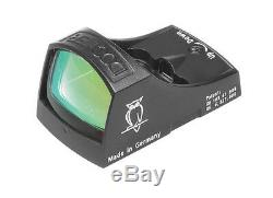 Reflexvisier DOCTER Sight III NEW! Made in Germany Docter III 3,5 MOA Red Dot
