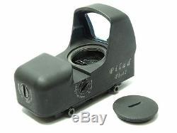 Rifle scope Sight VOMZ Pilad P1x42 weaver mount Red Dot Collimator 3 MOA NEW
