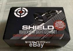 SHIELD REFLEX MINI SIGHT COMPACT RMSc 4 MOA Red Dot NEW in Box