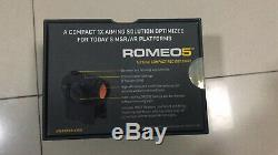 SIG SAUER ROMEO5 1x20mm Compact 2 Moa Red Dot Sight Black