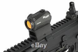 SIG Sauer Romeo5 Compact Red Dot Sight, 1x20mm, 2 MOA Dot, M1913 interface