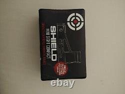 Shield Mini Sight Compact SMSc Red Dot 4moa (new) For Hellcat (not RMSc)