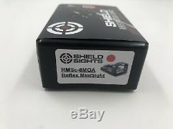 Shield RMSc 8 MOA Mini Reflex Sight Compact red dot (new)