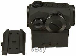 Sig Optics Romeo5 Closed Red Dot Sight Rail Mount 1x20 2 MOA Reticle SOR52001