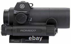 Sig SOR71001 Sauer Romeo7 1X30mm Full Size 2 MOA Red Dot, GraphiteFinish